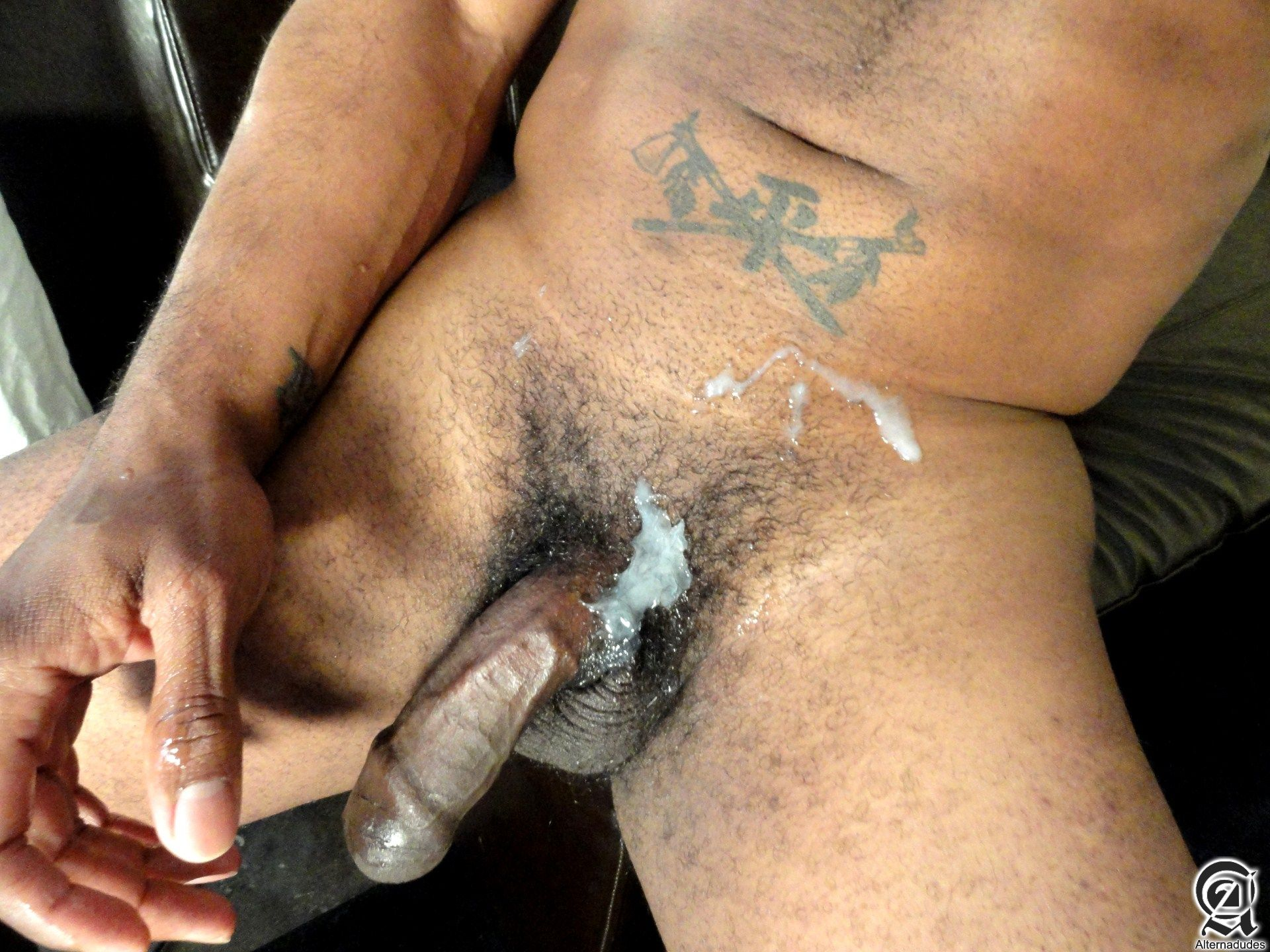 from Holden black dick gay huge man